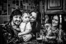 Семейный портрет в интерьере